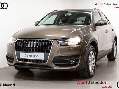 usado Audi Q3 2.0TDI Ambiente quattro