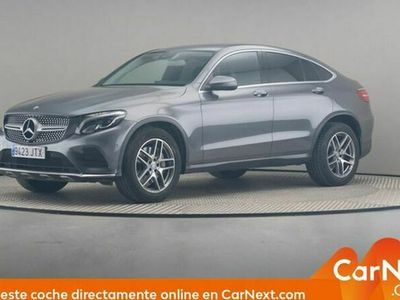 usado Mercedes 220 GLC GLC Coupé4Matic Aut.