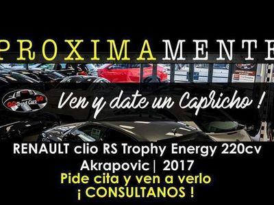 usado Renault Clio R.S. 1.6 Energy Trophy EDC 220