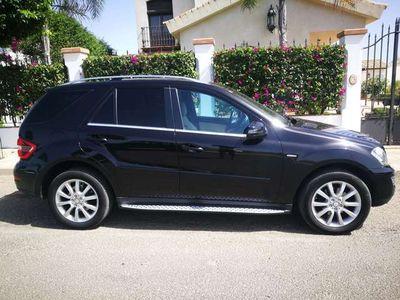 usado Mercedes ML350 CDI 4M Edición Limitada Aut.