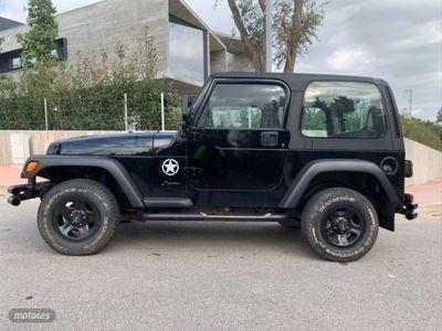 usado Jeep Wrangler 2.5 HARD TOP