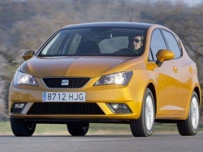 käytetty Seat Ibiza 1.6 TDI 90CV REFERENCE
