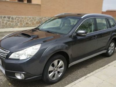 usado Subaru Outback 2.0D Limited Plus