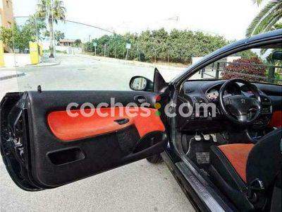 usado Peugeot 206 CC 1.6 110 cv en Malaga
