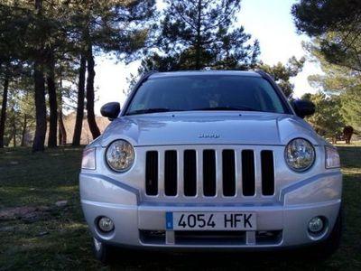usado Jeep Compass 2.2CRD Limited 4x4