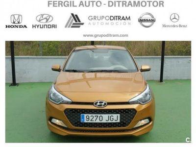 usado Hyundai i20 1.2 Mpi Bluedrive Essence 5p. -15