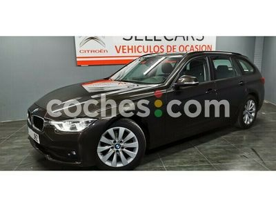 usado BMW 320 Serie 3 d Touring 190 cv en Madrid