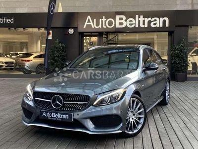 usado Mercedes C270 C Estate 43 AMG 4Matic 270 kW (367 CV) 5p