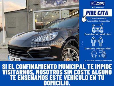usado Porsche Cayenne 4.8 S Tiptronic 5p