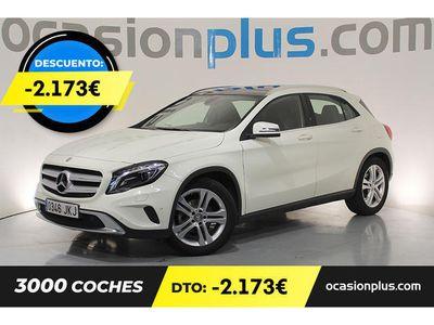 usado Mercedes GLA200 200 d Urban (136 CV)