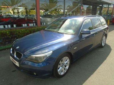 usado BMW 530 Serie 5 d Touring Aut.