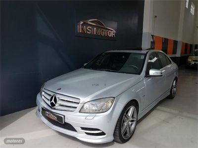 gebraucht Mercedes C320 Clase CCDI AVANTGARDE