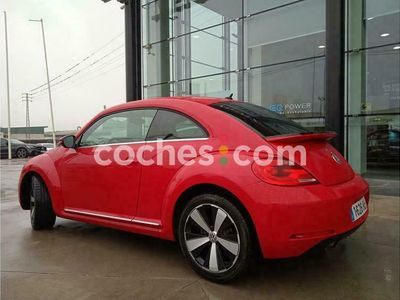 usado VW Beetle 1.6tdi Design 105 105 cv