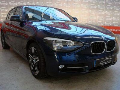 gebraucht BMW 116 d Sport