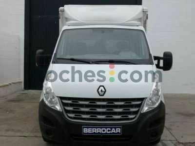 usado Renault Master Piso Cb. Dci 125 T L2h1 3500 125 cv en Sevilla