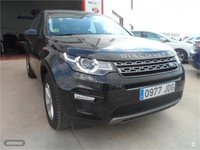 used Land Rover Discovery 2.0L TD4 150CV 4x4 SE