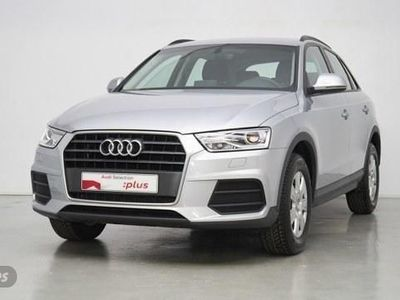 gebraucht Audi Q3 2.0TDI Attraction 110kW