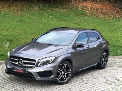 usado Mercedes GLA220 Clase GlaCdi Amg Line 5p. -14