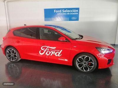 usado Ford Focus BERLINA ST-LINE 1.0 Ecoboost 92KW (125CV) Euro 6.2