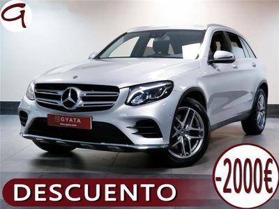 """gebraucht Mercedes GLC220 d 4Matic Aut. 170CV """"AMG Line, COMAND Online"""""""