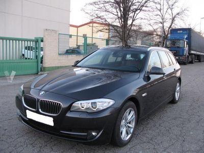 usado BMW 520 Serie 5 d Essential Edition Touring -13