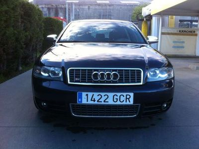 usado Audi S4 4.2 V8 quattro