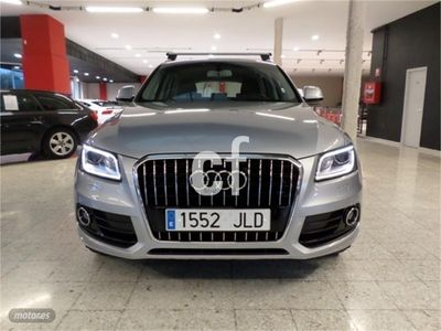 usado Audi Q5 2.0TDI ultra Advanced Edition 150, Xenon, Navi,etc