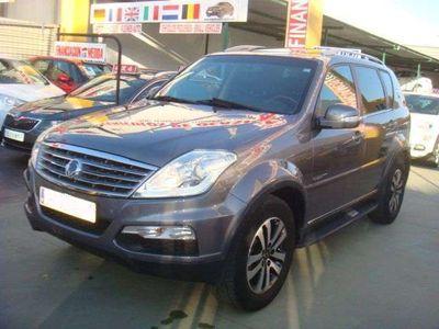 usado Ssangyong Rexton W 200 e-Xdi Limited 4x4 Aut.