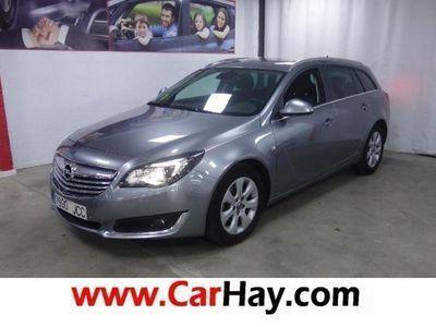 gebraucht Opel Insignia Station Wagon 2.0 CDTI 140CV SELECTIVE
