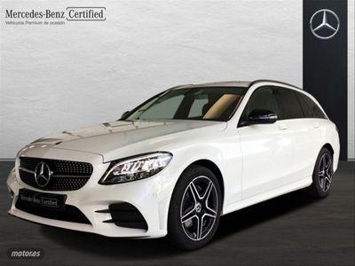 usado Mercedes C200 Clase Cd Estate