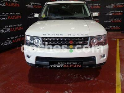 usado Land Rover Range Rover 3.6 Tdv8 Autobiography Aut. 272 cv en Madrid