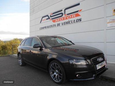 usado Audi A4 Avant 2.0 TDI 143cv multitronic DPF