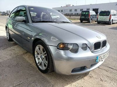 usado BMW 318 Compact Serie 3 E46 Compact Diesel