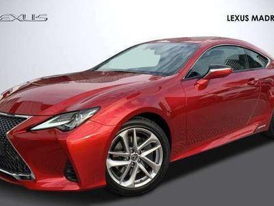 usado Lexus RC300h Executive Navigation. 266€/mes.
