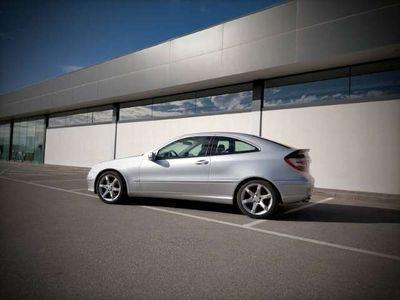 usado Mercedes C180 Sportcoupé K Classic