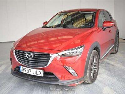 usado Mazda CX-3 2.0 SKYACTIV GE 120 Luxury 2WD