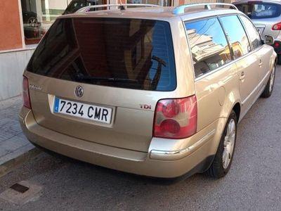 usado VW Passat 1.9TDI Edition 130