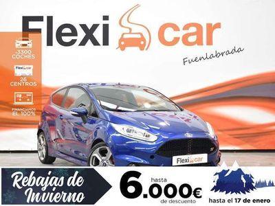 usado Ford Fiesta 1.6 EcoBoost 182cv ST 3p