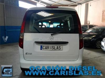usado Mercedes Vaneo 1.7 Cdi City Trend 4p. -03