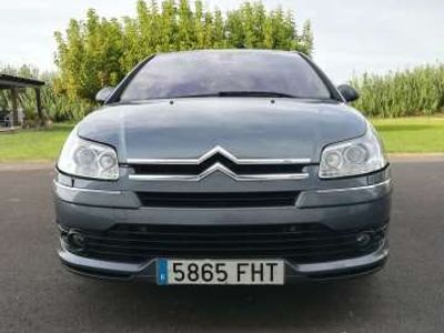 used Citroën C4 1.6HDI Exclusive 110