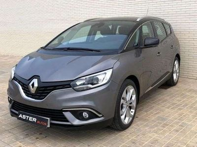usado Renault Grand Scénic Intens Energy TCe 97 kW (130 CV) 7 plazas