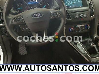 usado Ford Focus Sb. 1.5tdci Titanium 120 120 cv en Sevilla