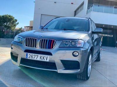 usado BMW X3 xDrive 35dA