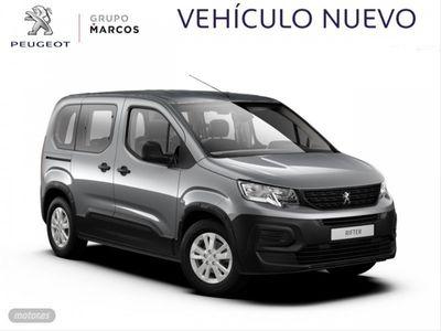 usado Peugeot Rifter Active Nav Standard BlueHDi 96kW EAT8