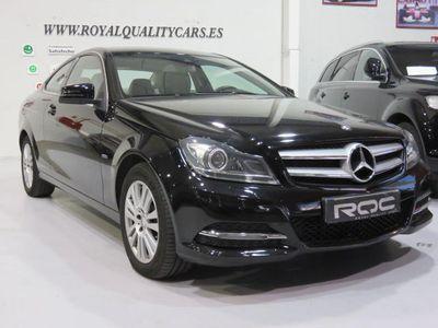 usado Mercedes C220 Coupé CDI BE 7G Plus* FINANCIACIÓN 100% *