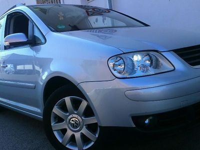 usado VW Touran 2.0TDI Highline 7 plazas