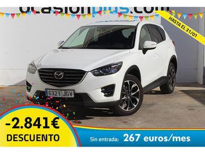 usado Mazda CX-5 2.2DE Lux.+Prem.negro+Travel+TS AWD Aut. 175