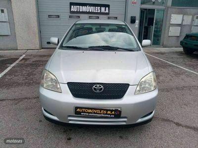 usado Toyota Corolla 2.0 D4D Linea Sol