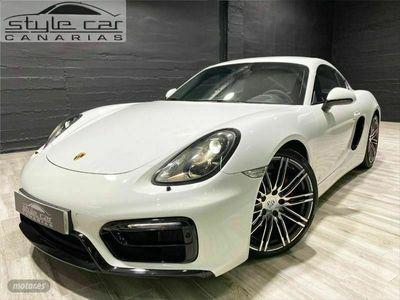 usado Porsche Cayman GTS