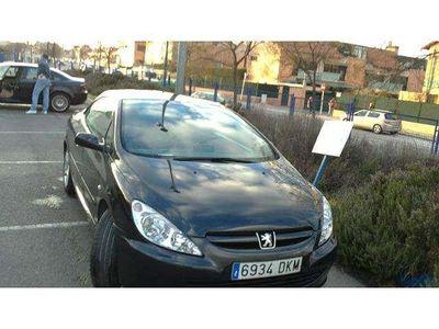usado Peugeot 307 CC 2.0 Sport 180